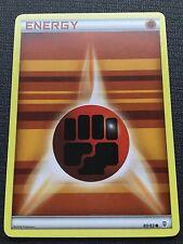 POKEMON TCG: XY GENERATIONS 4 X FIGHTING ENERGY 80/83 COMMON