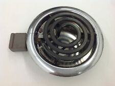 """VINTAGE STOVE PARTS Thermador Electric Cooktop Small 4"""" Burner Element Pan Ring"""