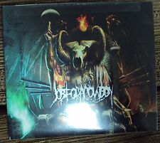 JOB FOR A COWBOY Ruination CD SEALED late-00's digipak Metal Blade death-metal