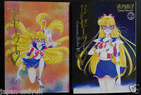 JAPAN Naoko Takeuchi manga LOT: Codename: Sailor V Kanzen-ban 1+2 Complete Set