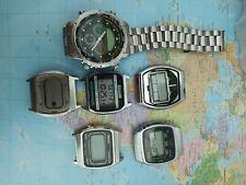 Lot de montres vintage pour pièces