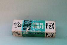 New listing Thompson Center Lobo pistol scope