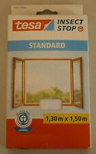 TESA STANDARD INSECT STOP 1,30 m x 1,50 m WEISS #55672-00020 -NEU-