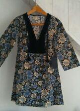 Zara Long Sleeve Mini Floral Dresses for Women