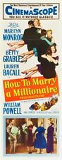 HOW TO MARRY A MILLIONAIRE (1953) 20016