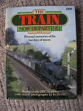 The Train Now Departing, Hardback Book