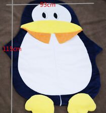 child penguin Sleeping Bags Camping Adventure animal warm Swaddle kids Gift 2018