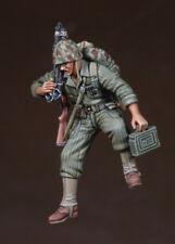 DEF. modello, seconda guerra mondiale-Guerra coreana USMC MG lascerà Gunner (1FIG.) DO35039 1:35