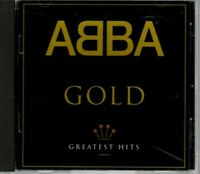 ABBA CD Polydor Records, 1992, P2-17007, Gold, Greatest Hits ~ VG+