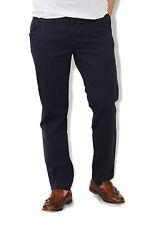 Regular Size Mid Rise 32L Trousers for Men