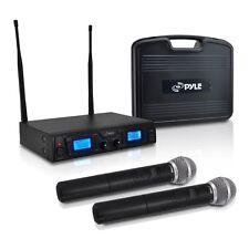 Pyle PDWM3360 Uhf Wireless Microphone System