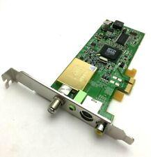Dell ATI Elite 109-a50330-11 PCIe TV Tuner Karte dh347 102a5030910 volle Höhe