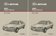 2001 Lexus ES 300 Shop Service Repair Manual