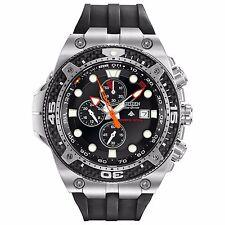 Citizen Eco-Drive Men's BJ2135-00E Promaster Depth Meter Chronograph 49mm Watch