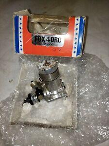 FOX Engine - FOX 40 RC - NEW