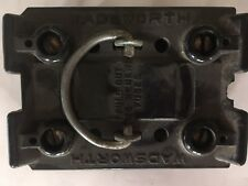 Wadsworth 30 amp fuse holder pull out
