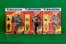 StarCom CPL. STORN/GENERAL VON DAR and CAPT. PETE YABOLONSKY Unpunched,NIC 1986