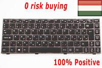 For Lenovo Ideapad Y400 Y410P Y430P T2Y9-Hun 25205308 Laptop Keyboard Hungarian