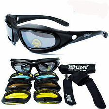 Daisy C5 Hunting Safety Glasses 2015 Tactical Army Goggles Outdoor Wargame Sport