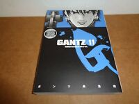 Gantz Vol. 11 by Hiroya Oku Manga Book in English