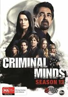Criminal Minds : Season 12 : NEW DVD