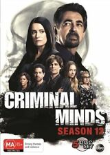 Criminal Minds Season 12 DVD NEW Region 4