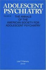 Adolescent Psychiatry, V. 28: Annals of the American Society for Adolescent Psyc