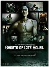 GHOSTS OF CITE SOLEIL Movie POSTER 27x40 Winson '2Pac' Jean Wyclef Jean James