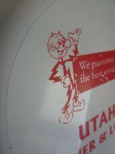 Vintage Reddy Kilowatt UTAH POWER & LIGHT promotional advertising toy flyer