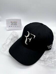 RF Uniqlo Laver Cup 2021 Boston Silver EXCLUSIVE Roger Federer Hat Cap Size OS