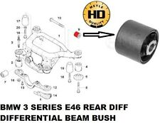 BMW 318 E46 Posteriore Diff Differenziale trave Bush BOCCOLA Meyle HD 33176751808