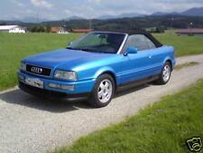 Audi 80 2.8 2.6 2.0 Typ 89 B3 B4 Cabrio Verdeck Reparatur Set Repair Set