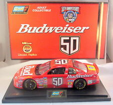 1/18 New 1998 Revell Ricky Craven Budweiser Nascar 50th Anniversary 1/18 Scale