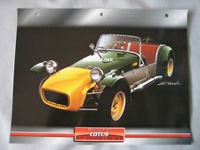 Lotus Super Seven Series 3 Twin Cam SS Dream Cars Card