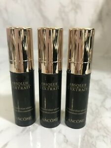LOT OF 3 Lancome Absolue L'Extrait Serum Ultimate Rejuvenating Concentrated 5ml