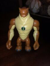 BEN 10 BEN TEN HUMUNGASAUR ACTION FIGURE RARE COLLECTABLE NO TAILS