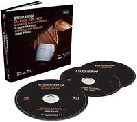 Vladimir Ashkenazy - Rachmaninoff Piano Concertos [New CD] With Blu-Ray, Deluxe