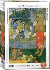 Eurographics 60835 Gauguin La Orana Maria Jigsaw Puzzle 1000pc
