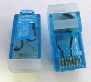 Lot 2x Raritan TER-ZCIM RJ45 loopback / terminator plug (Genuine) 100-85-0000-00