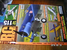 2µ?§ Revue RC Pilot n°115 plan encarté Falcon 50 / Ju87B Stuka Ipanema II YAK 55