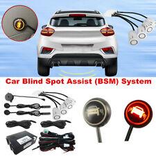 Universal Car Blind Spot Detection Safety Monitor BSM System Rear View Sensor