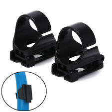 2pcs plastic clip snorkel mask keeper holder retainer for diving Pip hz