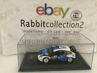 "DIE CAST "" FORD FOCUS RS WRC 08 BELGIUM TAC 2013 FRDDY LOIX "" DIECAST CLUB 1/43"