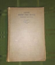 GONE WITH THE WIND 1st EDITION NOVEMBER 1936 PRINT MARGARET MITCHELL