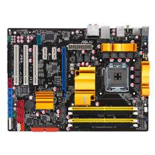 ASUS P5Q, LGA 775, Intel P45, FSB 1600, DDR2 1200, GLAN, Raid, SPDIF, 1394