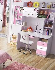New girls Pink  study Computer STUDENT DESK only w/ DRAWER BRAND NEW