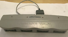 Joytech Multi Tap Sony Playstation 1 controlador PS1 & Tarjeta de memoria 4-WAY Adaptador
