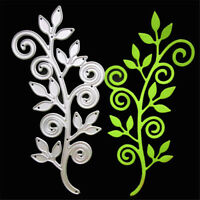 Tree branches Metal Cutting Dies Stencils For Scrapbooking DIY Paper Card DecoEB