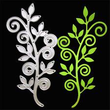 Tree branches Metal Cutting Dies Stencils Scrapbooking DIY Paper Cards Decor ESU