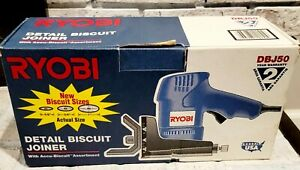Ryobi DBJ50 Detail Biscuit Joiner